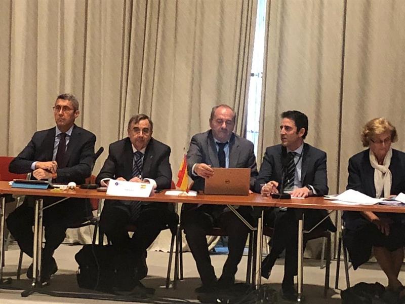 Se ha celebrado la Asamblea General de la FEANI en Malta