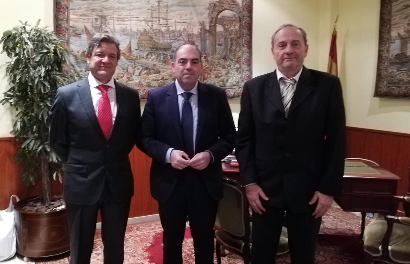 El INGITE se reúne con la Federación Nacional de Trabajadores Autónomos