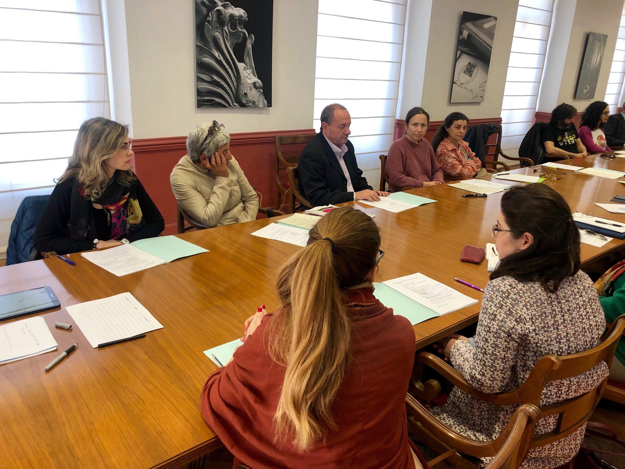 Primer encuentro entre INGITE y Asociaciones de Enseñanza Secundaria y Formación Profesional