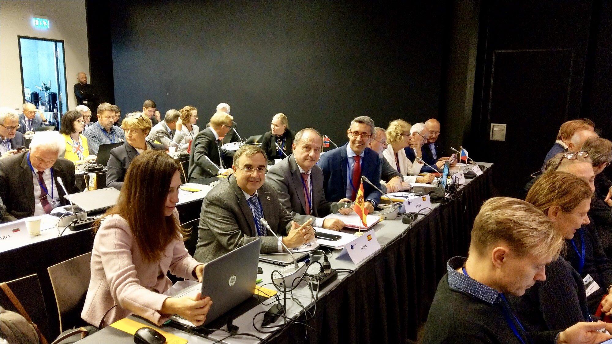 Se ha celebrado la Asamblea General de la FEANI