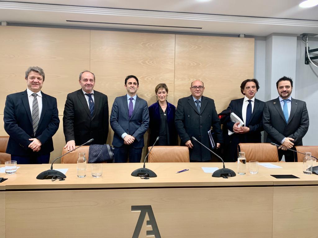Unión Profesional celebra su Asamblea General