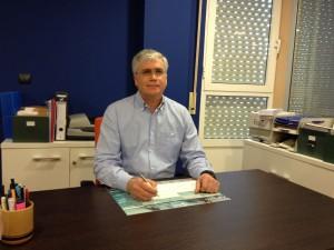 Entrevista a Benito Vizoso Vila, presidente de ingenieros técnicos navales