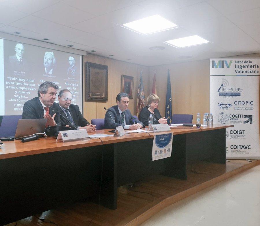 Jornada en Valencia sobre Titulación & Capacitación