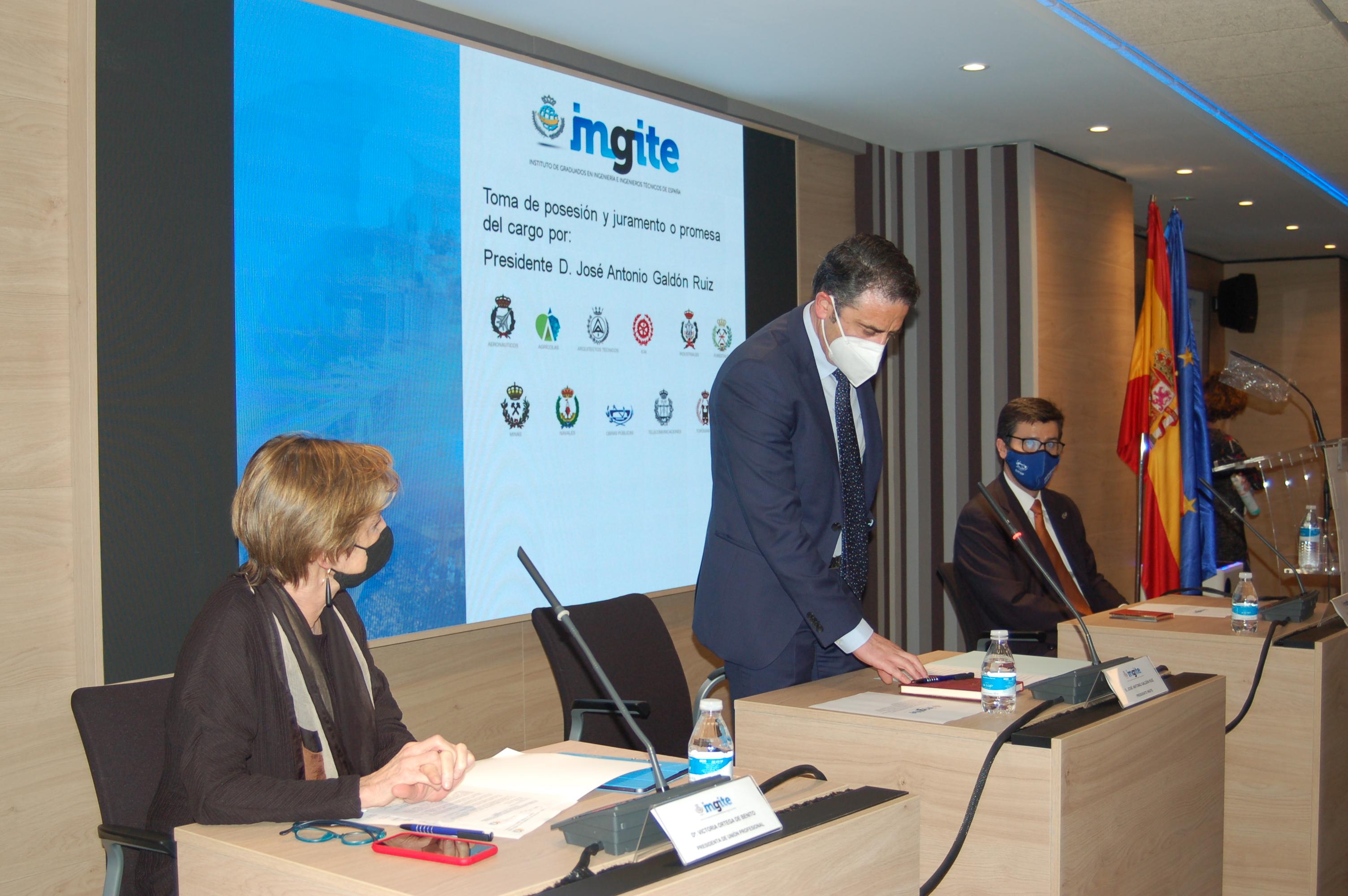 El Presidente de INGITE apuesta por un modelo en ingeniería competitivo y riguroso