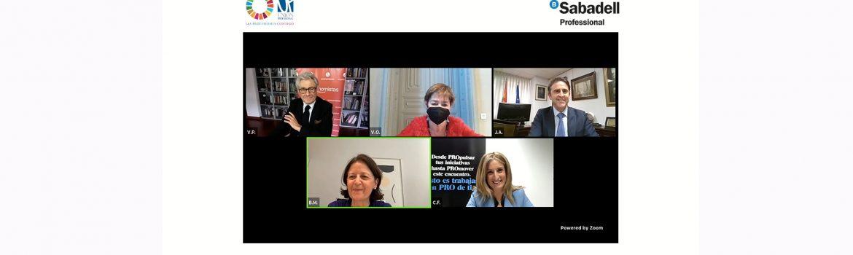 El papel de las profesiones en la recuperación: Fondos de Recuperación Europeos