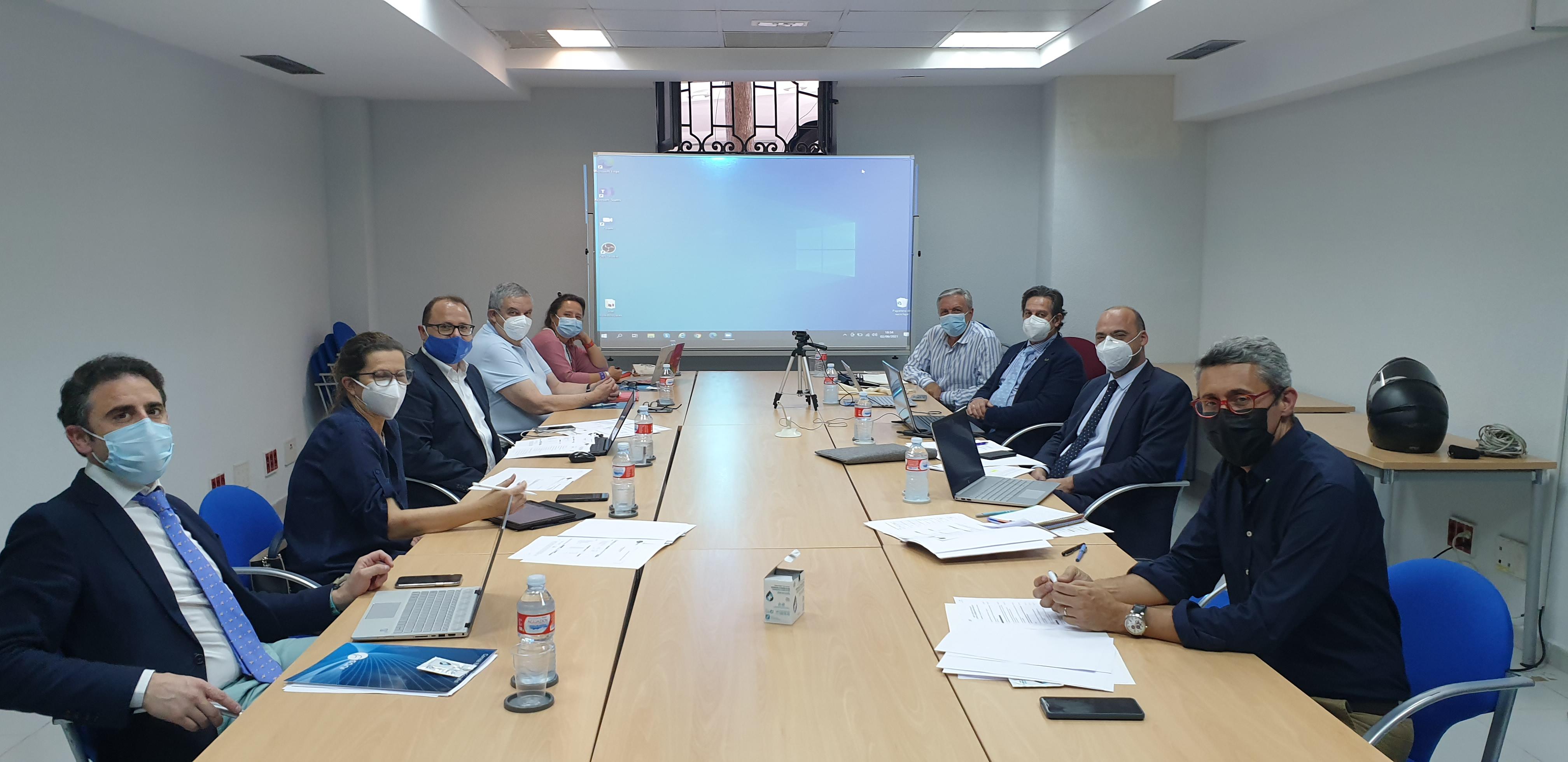 El Comité Nacional Español de la FEANI renueva sus cargos para los próximos 3 años