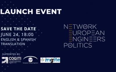 Presentación de la Red EYE – NETWORK OF EUROPEAN ENGINEERS IN POLITICS