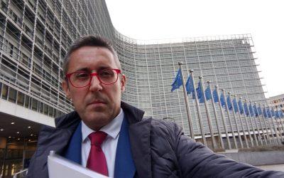 El ingeniero técnico aeronáutico David Sedano es el nuevo presidente del Comité Nacional Español de la FEANI